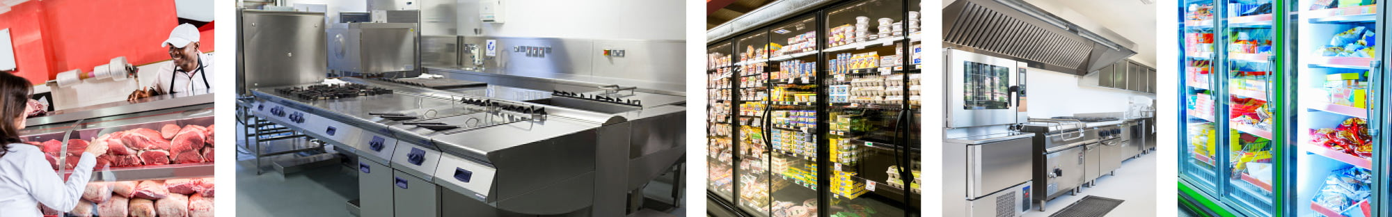 Alexander Food Equipment Group retail experience